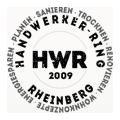 Logo HWR - Handwerkring Rheinberg